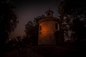 Prague -Rotunda sv. Martina